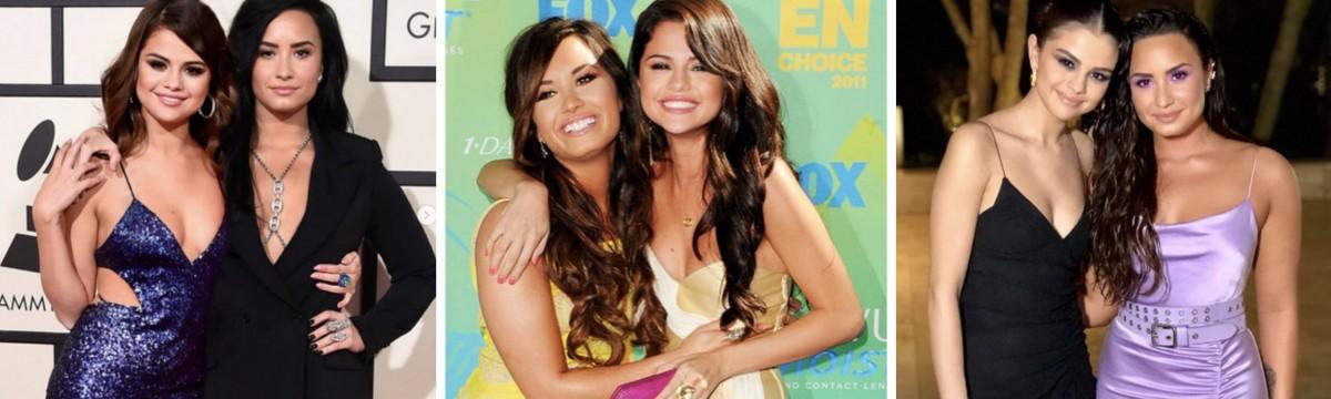 Megszólalt Selena Gomez Demi Lovato túladagolásával kapcsolatban!