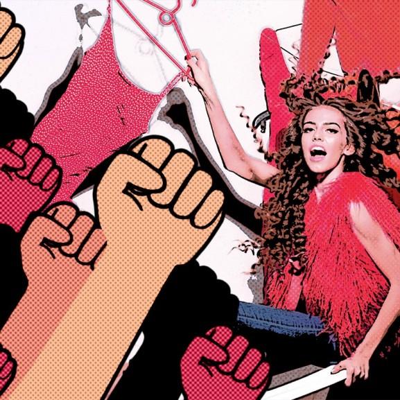 Mengyán Eszter  7 nap, 7 könnyű lépés, és forradalmárok lesztek – divatforradalmárok