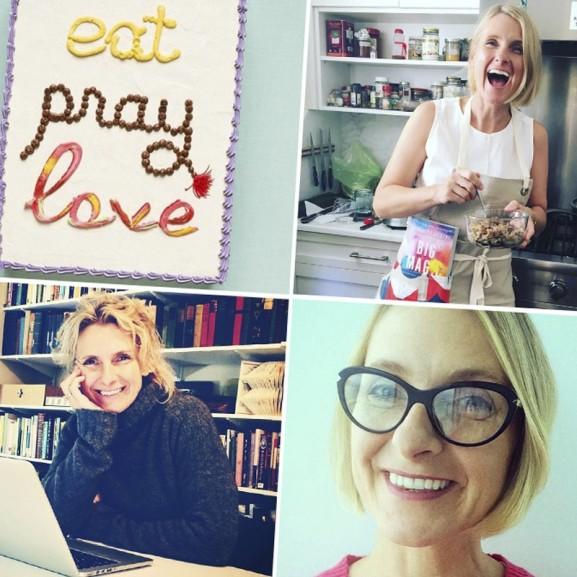 Mengyán Eszter Egyetlen egy dolgot kell megtanulnunk az Ízek, imák, szerelmek írónőjétől, és minden jobbra fordul Elizabeth Gilbert