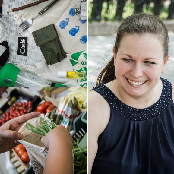 Mengyán Eszter  Kump Edina hulladékmentes életmód interjú
