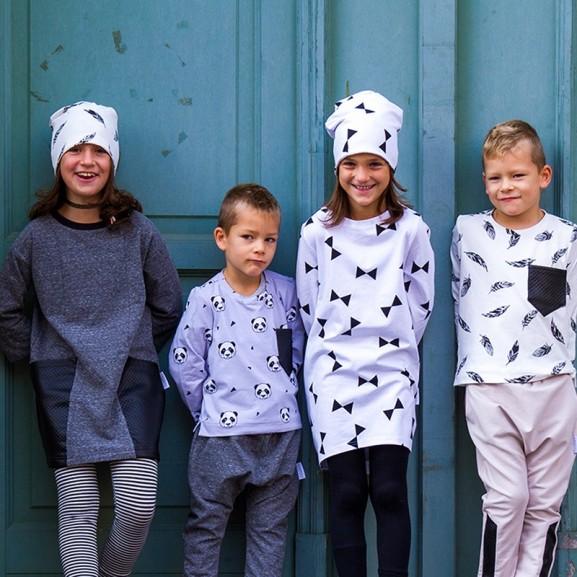 """Mengyán Eszter  """"Senki nem fog bőrszoknyában homokozóba menni"""" – Interjú Bozoki Kids Fashion tervezőivel"""