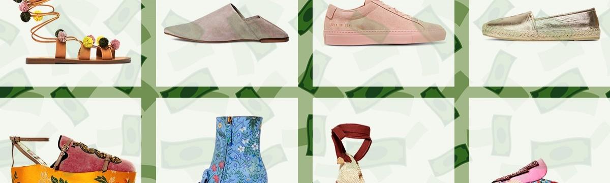 Mengyán Eszter teszt melyik cipő a drágább luxus vs fast fashion