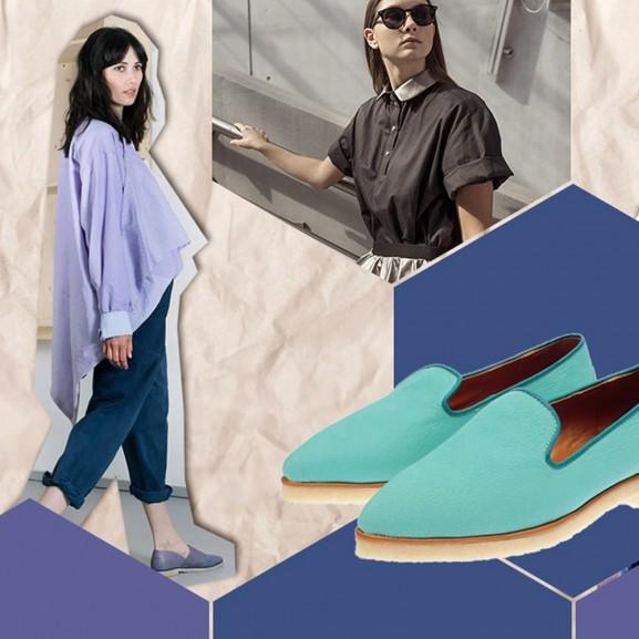 Mengyán Eszter zöld fenntartható divat Aware fashion Printa NES WYHOYS Lazlo
