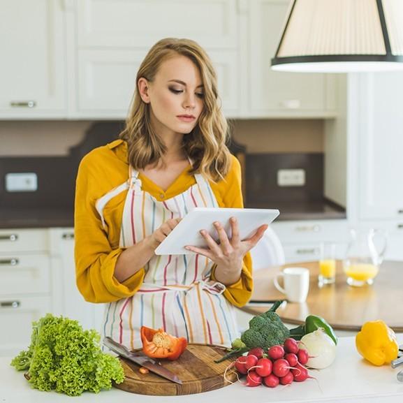 Menütervezés: 8 ötlet a konyhába