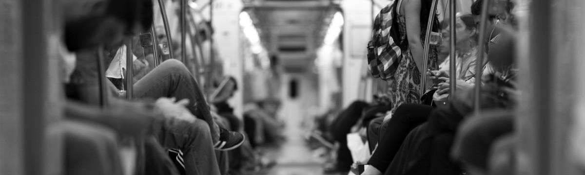 metró, olvasás