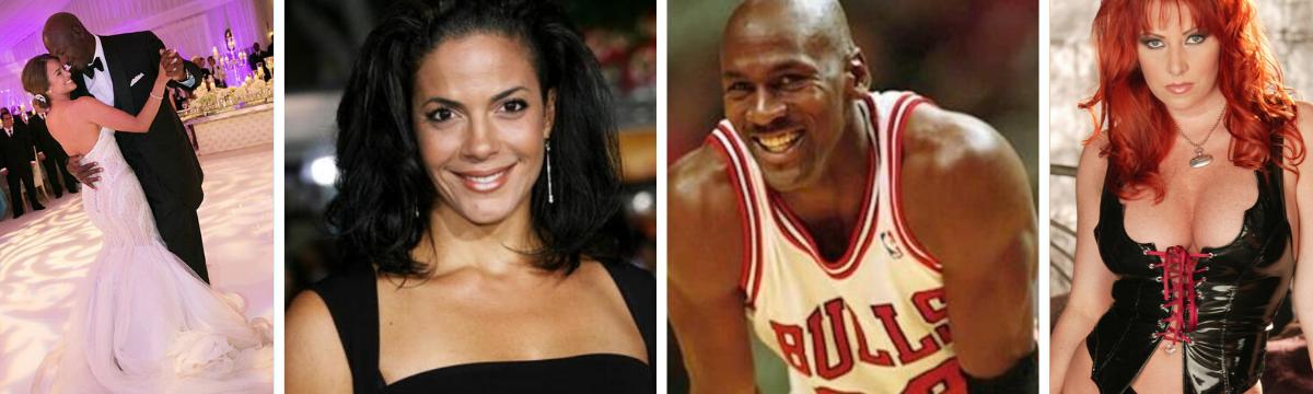 Michael Jordan titokzatos szerelmi élete