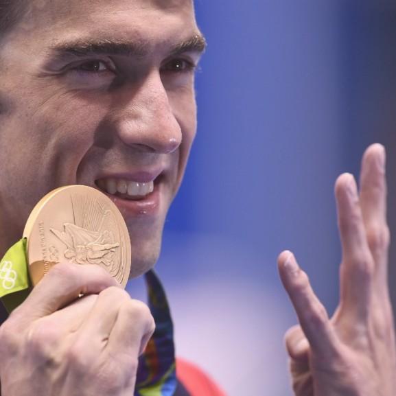 michael phelps rió olimpia