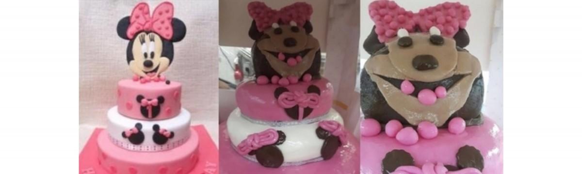mickey torta