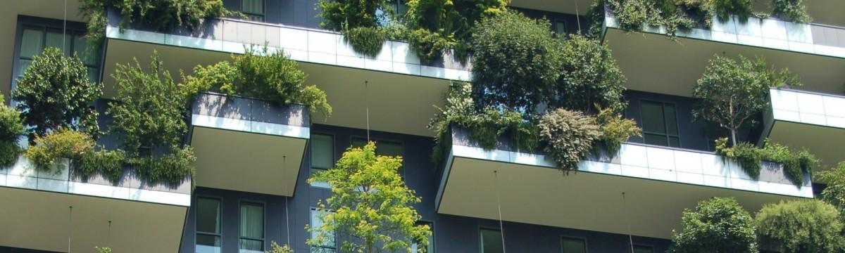 milánó zöld lakás