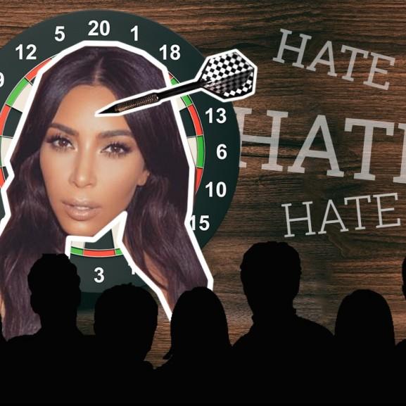 Mindenki céltáblái: mégis miért imádjuk gyűlölni a celebeket?