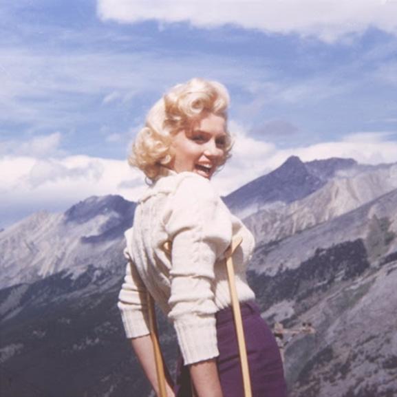 Gyönyörű, ritka fotók kerültek elő Marilyn Monroe-ról