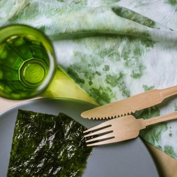 Mojzes Nóra DIY Fessetek textilt jéggel - a végeredmény még titeket is meg fog lepni
