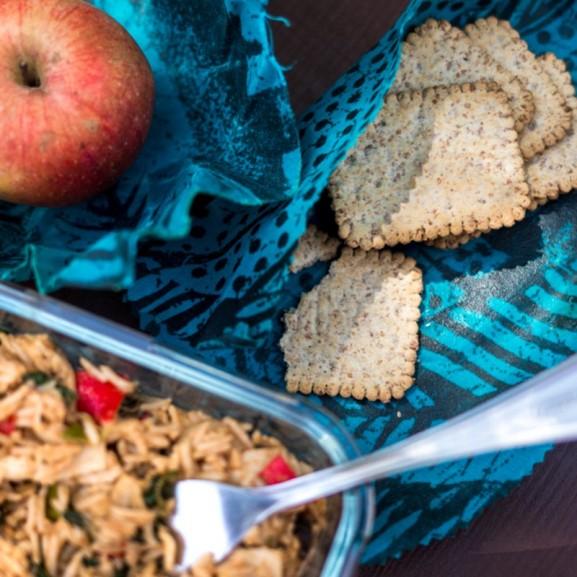 Mojzes Nóra szatyor workshop  hulladékmentes étel tárolas méhviasz csomagolás