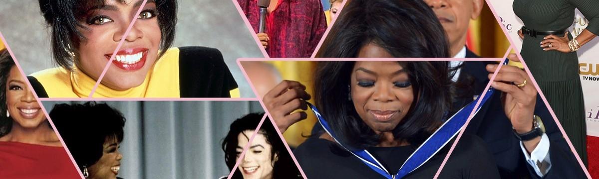 Molnár Viola Anna  Gyerekként cipője sem volt, ma a világ egyik legbefolyásosabb embere: 5 egyperces történet Oprah Winfrey életéből