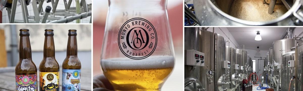MONYO Brewing  kézműves sör nők lányok sörfőzés
