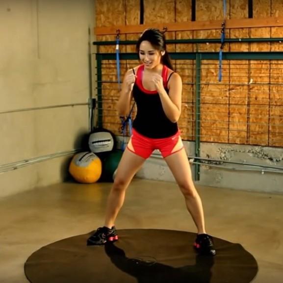 mozgás edzés videó kalória