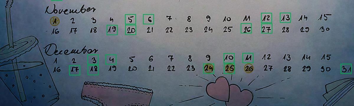 Hány hosszú hétvége lesz jövőre? – Egyoldalas naptáron 2016 összes munkaszüneti napja