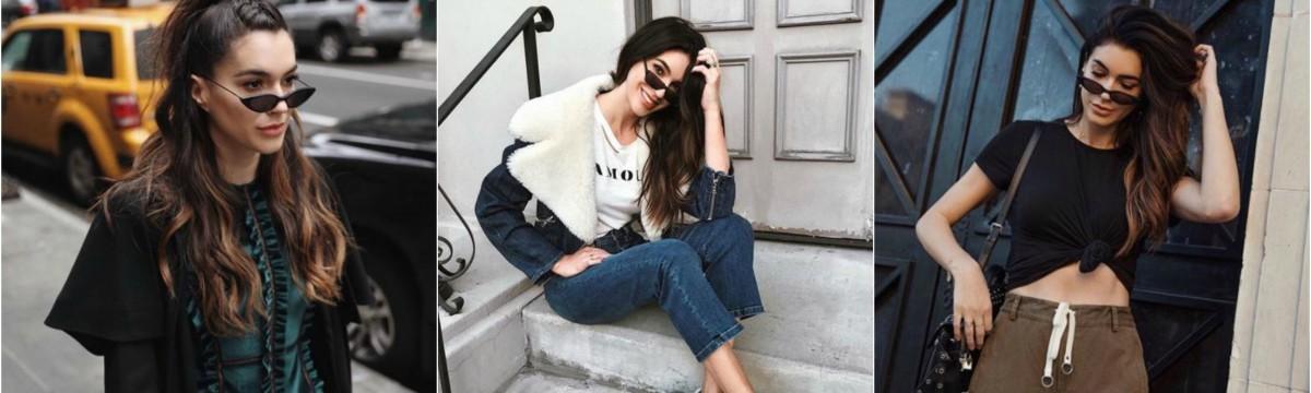 napszemüveg trend divat