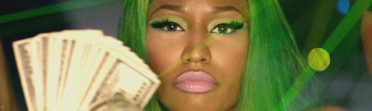 nicki-minaj-beez-in-the-trap pénz