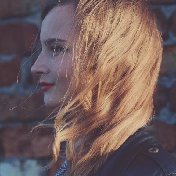 nő lány haj