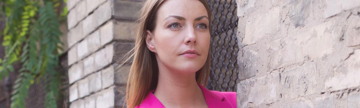 Norie blog rózsaszín barbie ruha stílus