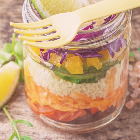 NORIE-tipp – Csomagoljátok befőttesüvegbe az ebédeteket!