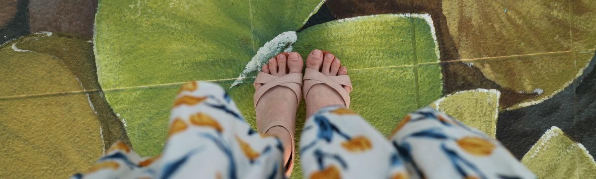 nude cipő nyár