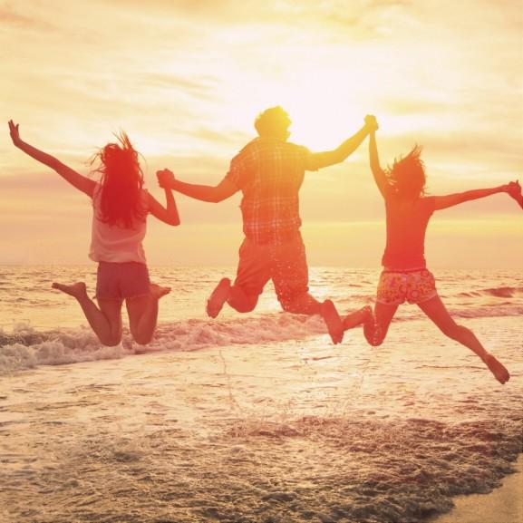 nyár barátok szabadság