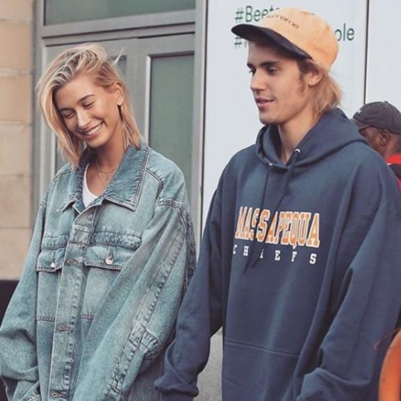 Nyilvánosan sírt Justin Bieber és Hailey Baldwin! - Vajon mi történhetett??