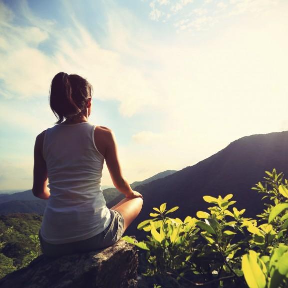 nyugalom meditáció szabad levegő