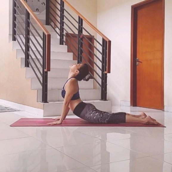 nyújtás edzés tréning