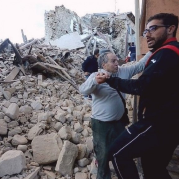 Olaszország földrengés