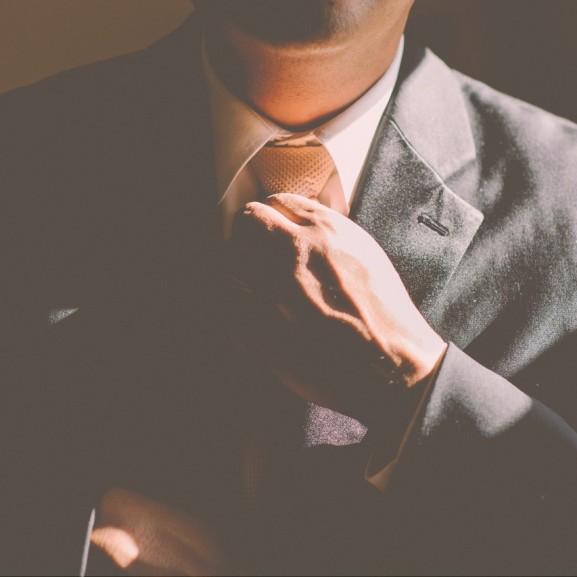 öltöny nyakkendő férfi elegáns