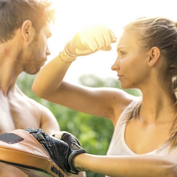 önvédelem edzés