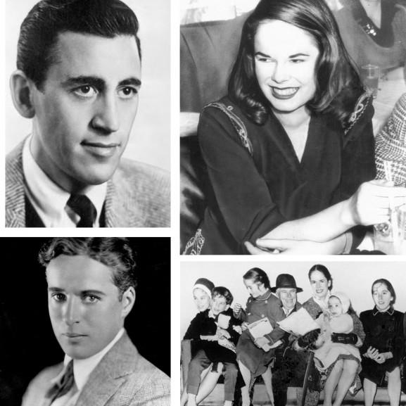 Oona és Salinger szerelmi története