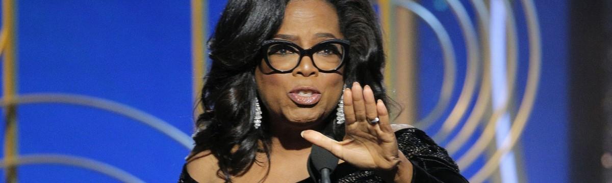 oprah winfrey golden globe beszéd