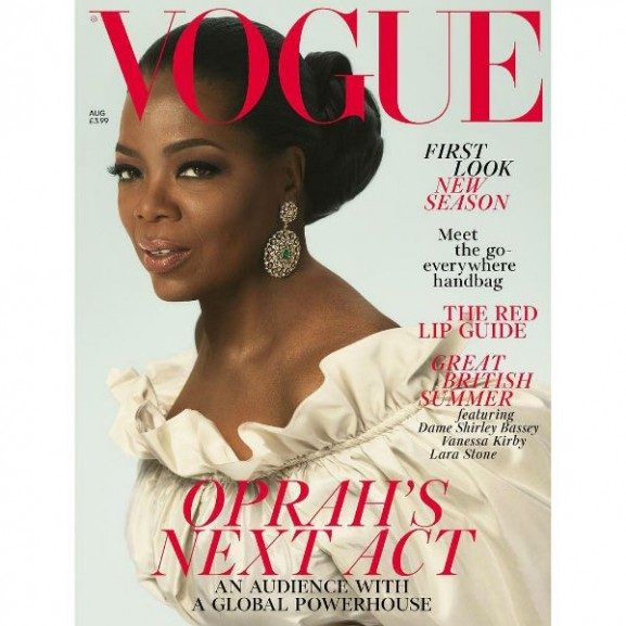 Oprah Winfrey Vogue