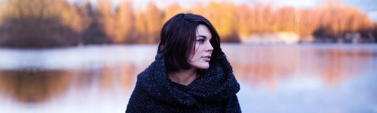 ősz nő
