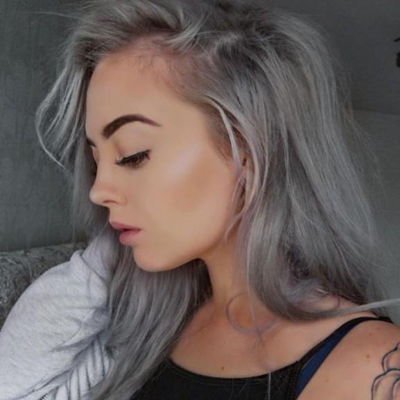 ősz szürke haj