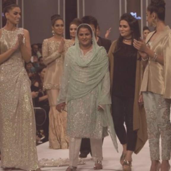 pakisztán divathét