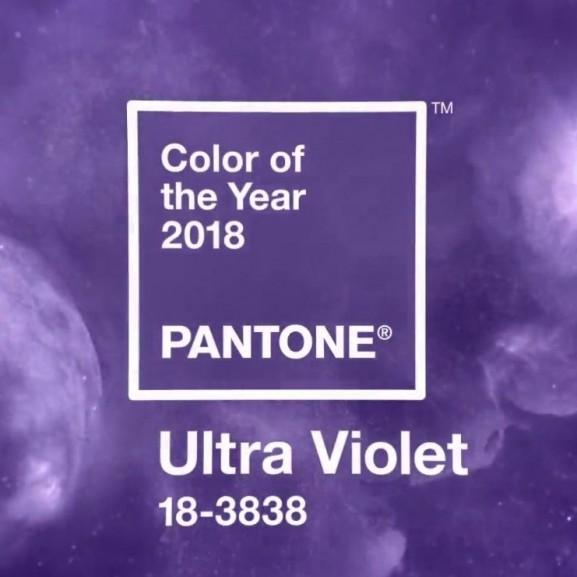 pantone lila 2018 év szín