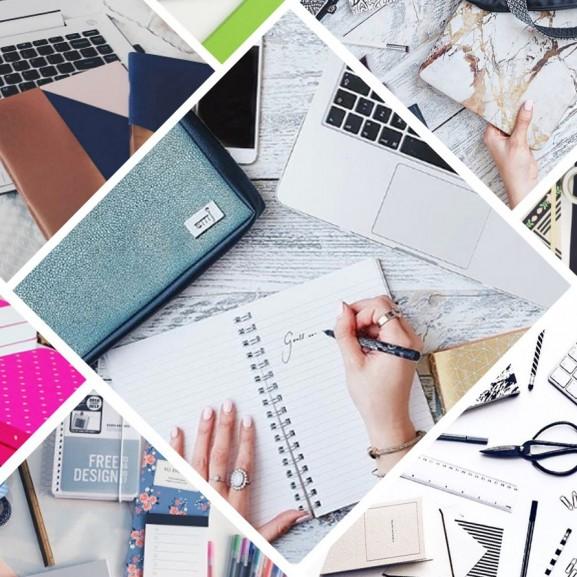 Papírpornó a javából: tollakra, noteszekre, és irattartókra bármennyit el tudnék költeni