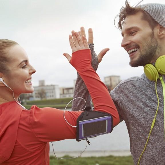 pár edzés futás