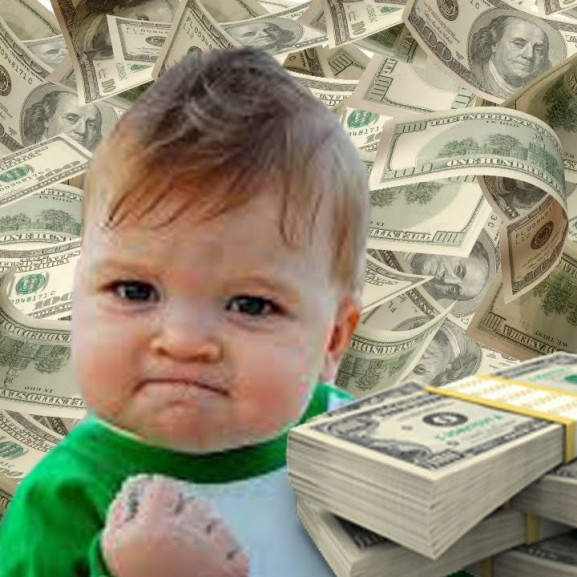 pénz yes