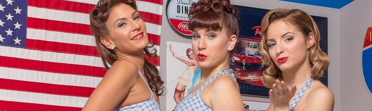 Pin-up lányok nem csak régen léteztek – ismerjétek meg a Miss Pin-Up Hungary nevű szépségversenyt!