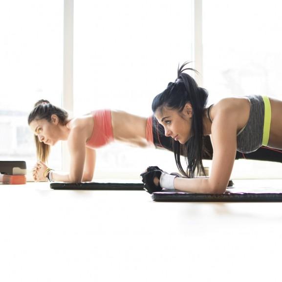 plank edzés gyakorlat