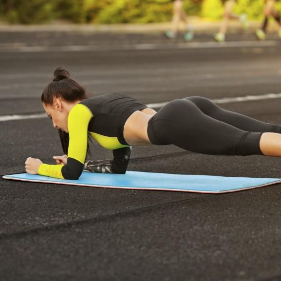plank gyakorlat