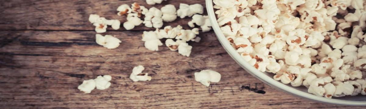 Popcorn- és vörösbor-@diéta