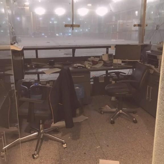 Robbanás és lövöldözés az isztambuli Atatürk reptéren