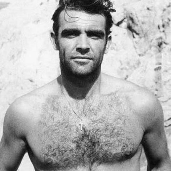 Sean Connery 10 arca